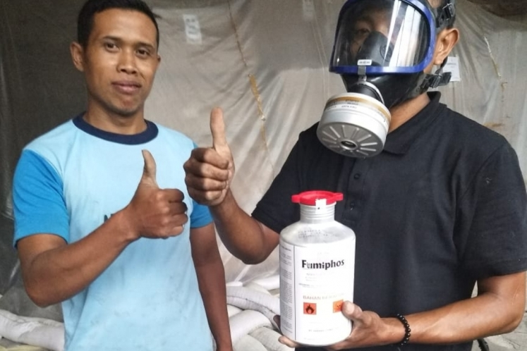 What is Fumigation, and Why Should Grain Commodity Warehouse Be Fumigated?