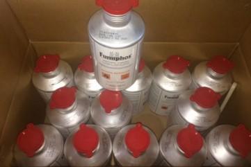 Fumiphos (Aluminium Phosphide)
