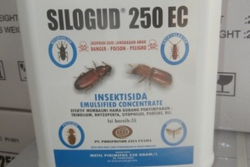 SILOGUD 250 EC ! The most effective insecticides for controlling resistant warehouse pests