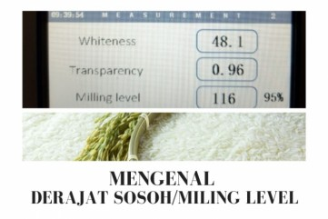 Knowing the Milling Level, the Important Parameter of Determining Rice Quality from Premium to Medium Class